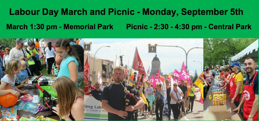 Labour Day March and Picnic